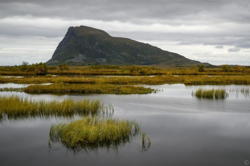 Gimsøya Herbst Lofoten