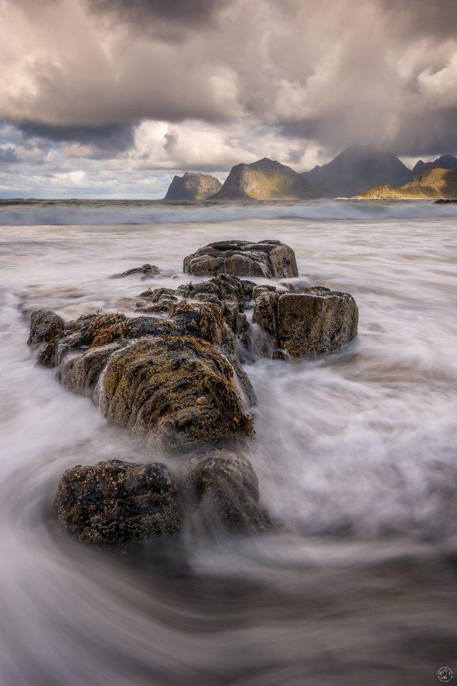 Rain and Sun Lofoten